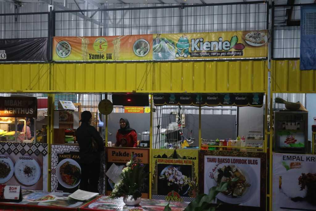 Warung Kebun Bambu Yogyakarta Sajikan Kuliner Nusantara Pilihan