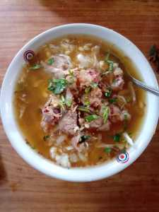 Warung Soto Sapi Pak Parno, The Hidden Gem of Prawirotaman