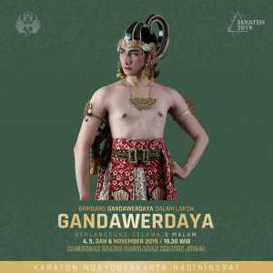 Beksan Gandawerdaya - Pameran Sekaten 2019