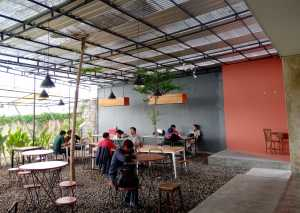 Ruang Kerja Coffee & Collaboration, Working Space Nyaman di Tengah Kota