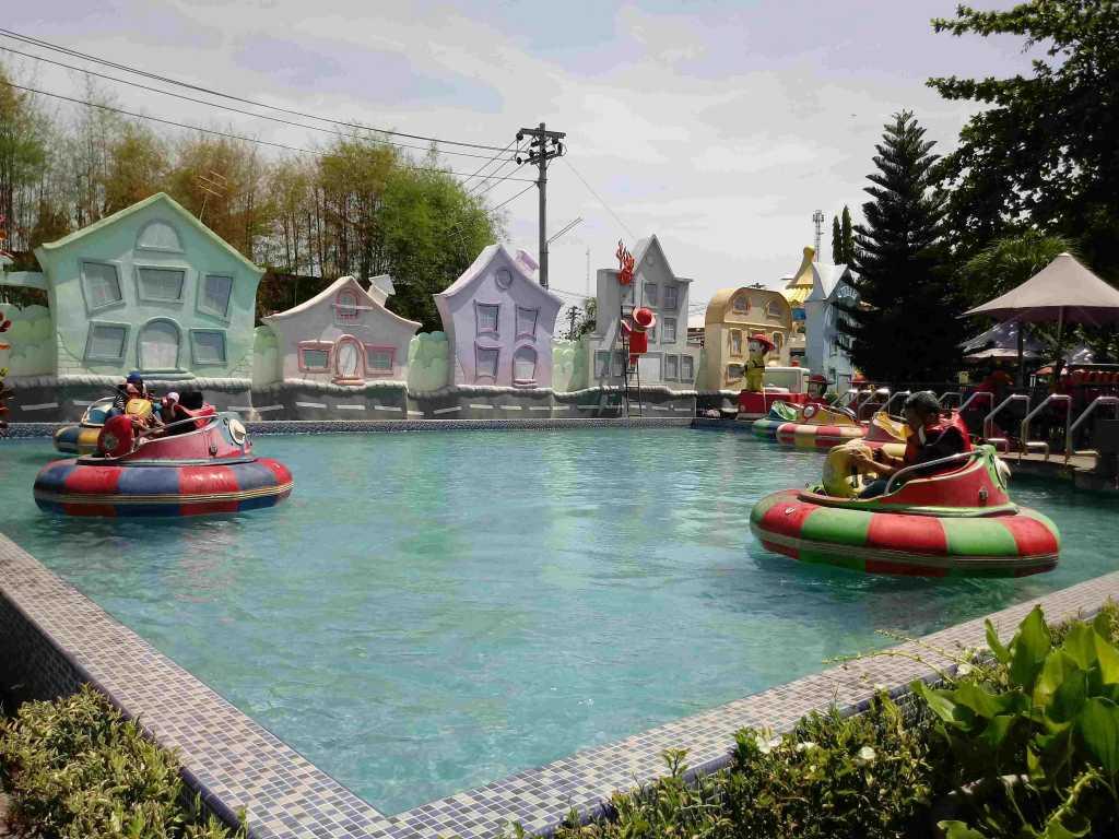 Serunya Berlibur dan Bermain di Kidsfun Park Yogyakarta