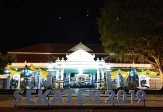 Menelusuri Jejak Pendiri Kraton Jogja Melalui Pameran Sekaten 2019