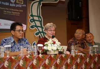Satu Nusa Satu Ngayogjazz 2019