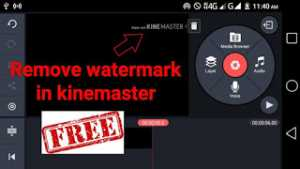 Kinemaster aplikasi edit video android