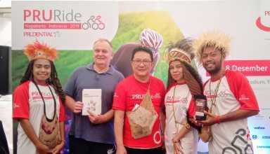 Ajang Sportfest Pertama dan Terbesar PRURide Indonesia 2019 Dimenangkan oleh Pasangan Suami-Istri