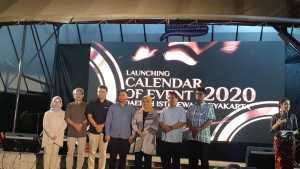 Launching Calendar of Event (COE) 2020, DIY Siapkan 283 Even Pariwisata