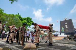 Monumen Plataran Selomartani Kalasan