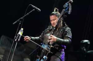 Penampilan The Hu dari Mongolia di panggung JogjaROCKarta #4