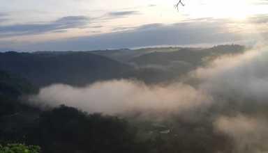 Camping dengan Keindahan Alam, Ya di Tebing Watu Mabur Bantul