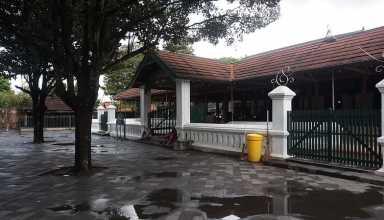 Masjid Gedhe Mataram di Kotagede
