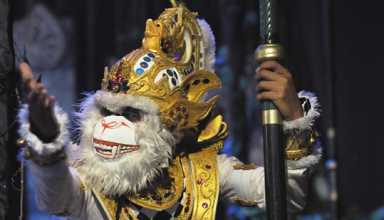 Tampil Perdana, Sendratari Sang Hanoman Memukau PengunjungThe Waroeng of Raminten Kaliurang