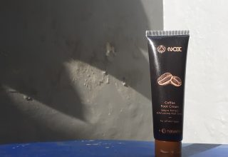 Miliki Kaki Mulus dengan NOX Coffee Foot Cream by Natasha