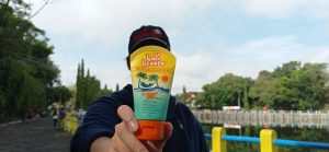 Bali Breeze Tropical Sunscreen