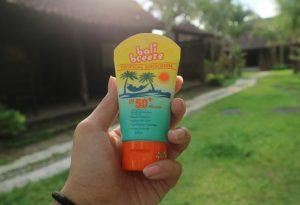 Bali Breeze Tropical Sunscreen SPF 50