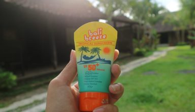 Bali Breeze Tropical Sunscreen SPF 50