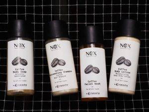 Berpetualang dengan NOX Skin Expresso Travel Series by Natasha