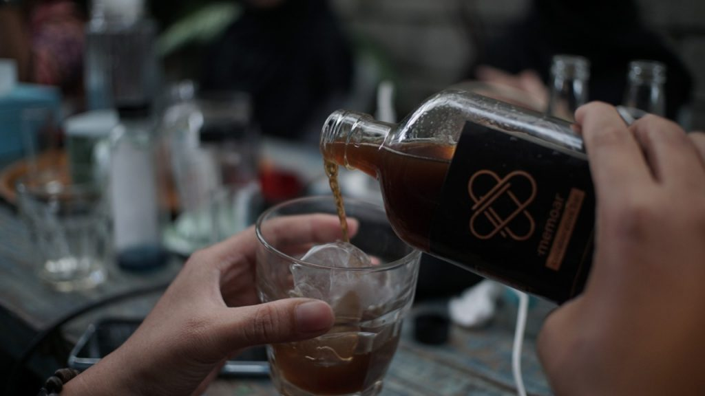 Memoar Coffee Mist, Tawarkan Cara Baru Minum Kopi