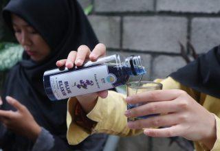 Bena Blue Elixir by @ombenaa