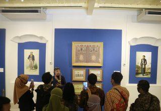 Kraton Jogja Gelar Pameran Temporer Adhyatmaka: Sang Adiwira, Sri Sultan Hamengku Buwono II