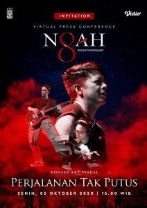 NOAH - Konser 2020 Perjalanan Tak Putus