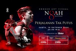 NOAH - Konser Perjalanan Tak Putus 2020