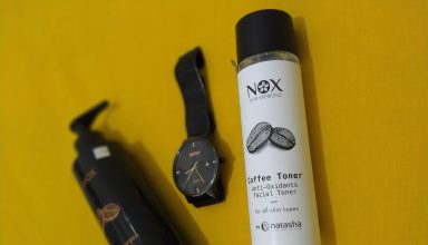 NOX Coffee Anti Oksidant toner