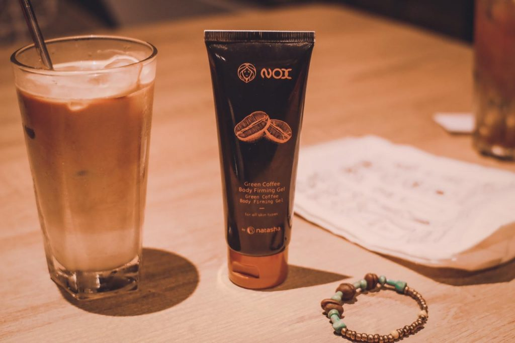 NOX Green Coffee Body Firming Gel by NATASHA