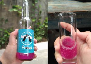 Prank Water Kefir Sweet Galaxy, Maniskan Harimu