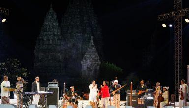Tribute to Djaduk Ferianto, Sinten Remen Lantunkan Syair Kerinduan di Prambanan Jazz Festival 2020