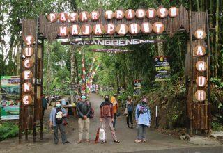 Pasar Tradisi Majapahit Jogja, Wujud Gotong Royong Warga Demi Hidup Sejahtera