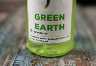 Sensasi Segar Green Earth by Bena