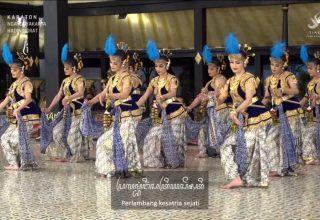 Bedhaya Mintaraga Tarian Syarat Makna Karya Sri Sultan Hamengku Buwono X