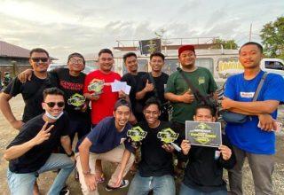 Belasan Tahun Merawat Vespa Jogja, Intip Ketangguhan Komunitas Tawon Lanang Scooterace