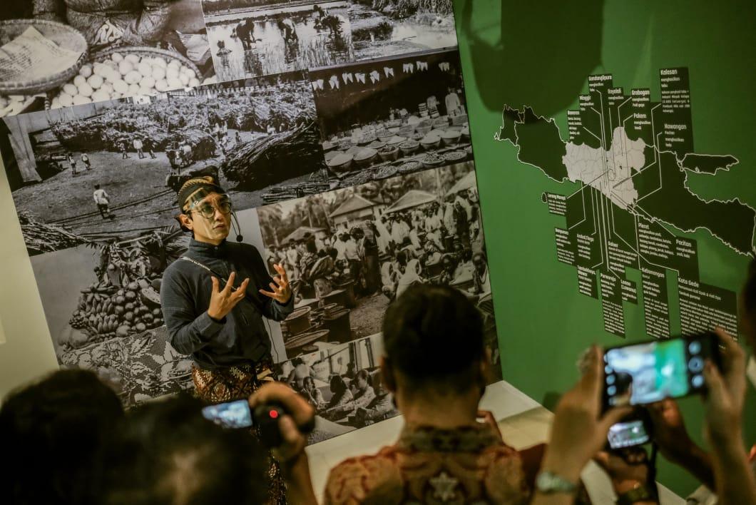 Pameran BOJAKRAMA: Jamuan Kenegaraan Keraton Yogyakarta