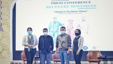 Gandeng Desainer Bangkit dari Pandemi, Sleman City Hall Gelar Modest Fashion Show