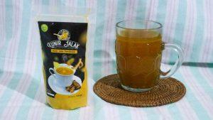 Kunir Jalak (Kunir-Jahe-Temulawak), Praktisnya Minum Jamu