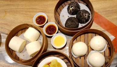 Kedai Taigersprung Dimsum, Ramaikan Kuliner di Yogya Sejak Pandemi