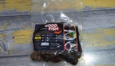 Kuliner Unik dan Praktis, Rendang Belut GOOD FISH